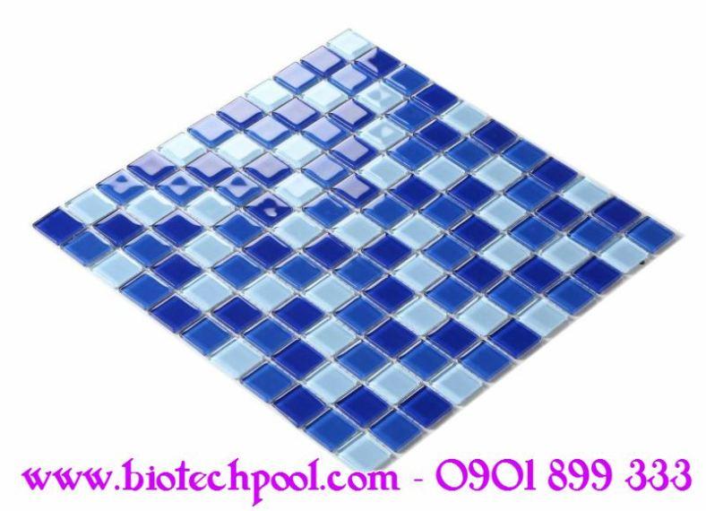 gạch mosaic, gạch dán hồ bơi, gạch ốp lát hồ bơi, gạch hồ bơi, gạch hồ bơi giá tốt